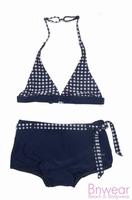 Nickey Nobel meisjes bikini met short.
