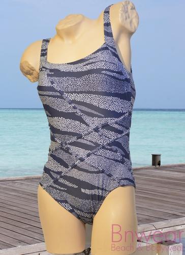 Manouxx badpak gevoerd in zwemkwaliteit