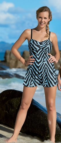 swimdress badpak jurkje van Sunmarin Ipanema