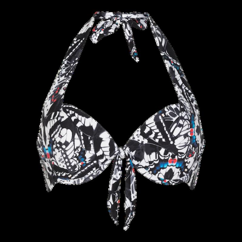 Lingadore halter bikini-set butterfly voorgevormd