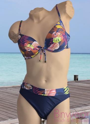 Manouxx dames bikini voorgevormd 23802