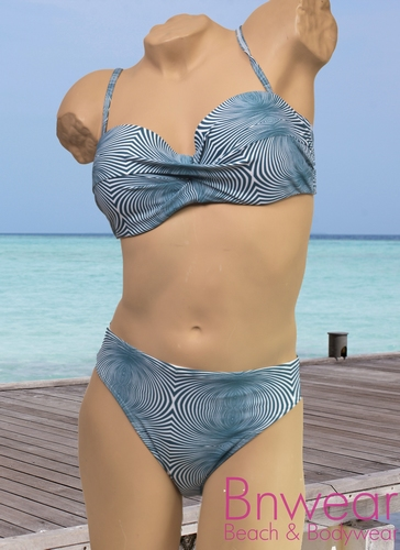Bomain bandeau bikini in CD cup 27034