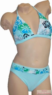 Halter bikini Shiwi met centuur
