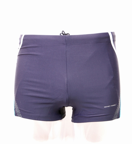 Nickey Nobel zwem boxershort in donker blauw.