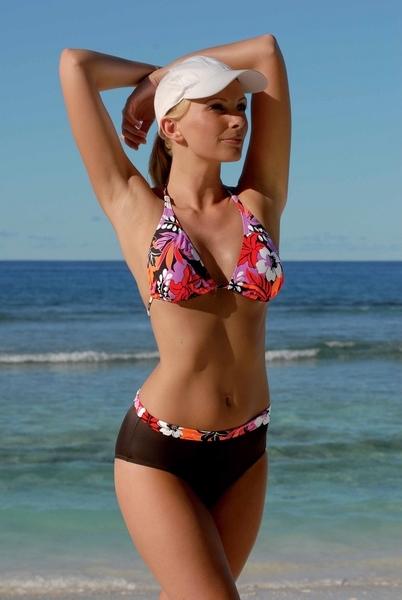 Koruna Halter bikini