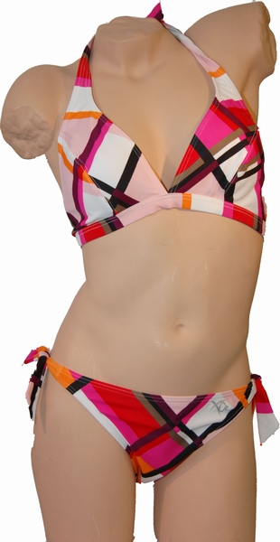 Halter bikini Xo2