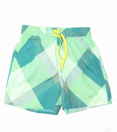 Nickey Nobel jongens zwemshort in lime groen