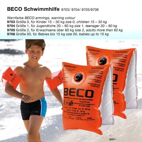 Zwembandjes van Beco