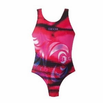 Sportbadpak voor meisjes crosback 5494