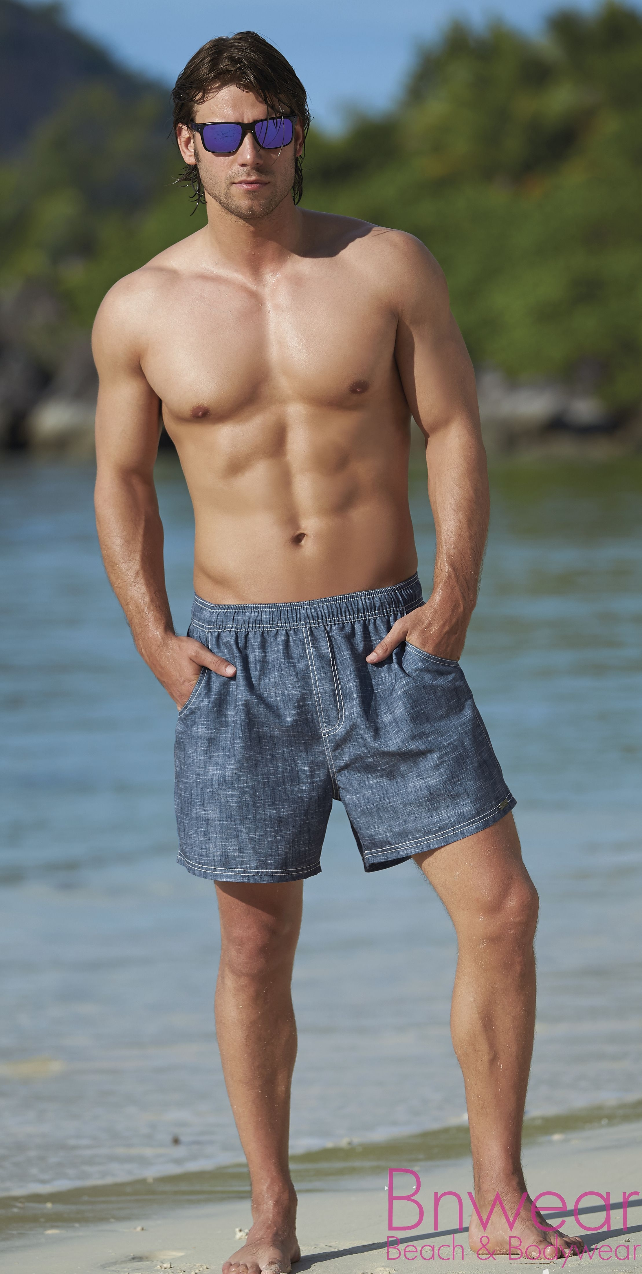 Zwem/beach short Sunflair